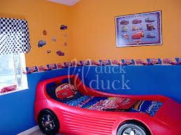 car theme rooms