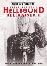 hellraiser dvds
