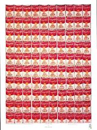 andy warhol 100 cans