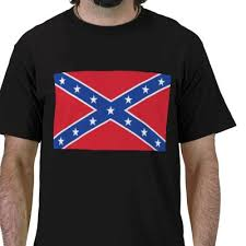confederate flag tshirt