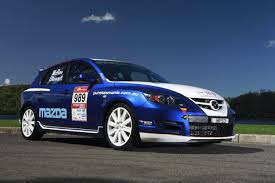 mazdaspeed3 race