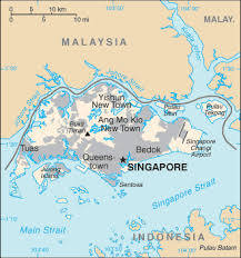 singapore site map