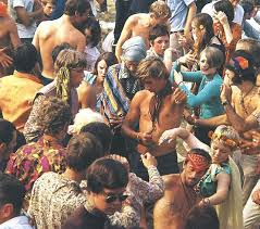 hippies of the sixties