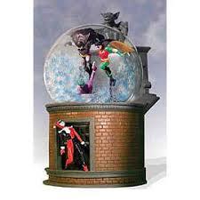 batman snow globe