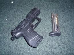 22 caliber guns