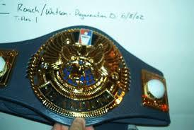 beer pong championship belts