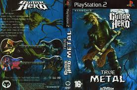 metal guitar hero