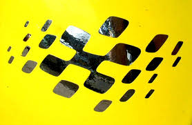 chequered flag decals