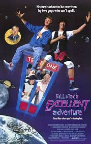bill and ted dvd