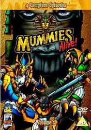 mummies alive toys