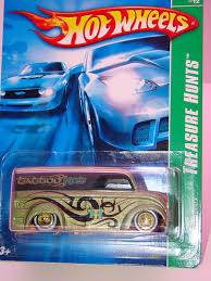 hotwheels treasure hunt