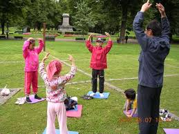 children exercises