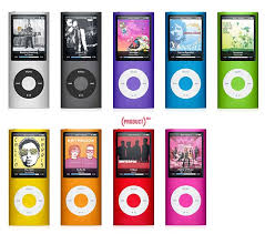 ipod nano collection