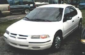 1996 stratus