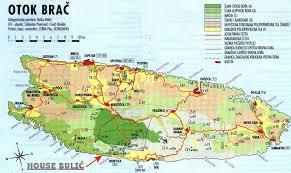 brac island map