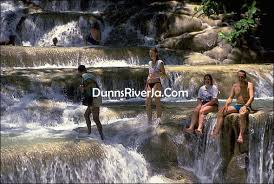 dunns river fall jamaica