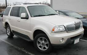 05 lincoln aviator