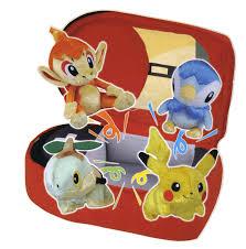 pokemon plush characters