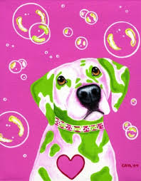bubble artwork