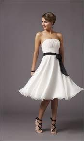 prom dress white