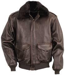 leather bomber coats