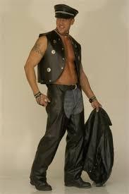 cowboy leathers