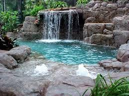 natural fountains
