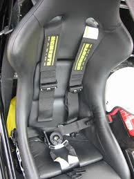 6 point racing harness