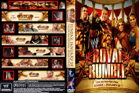 wwe royal rumble dvds