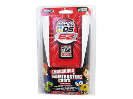 new action replay ds