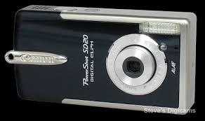 canon power shot sd20
