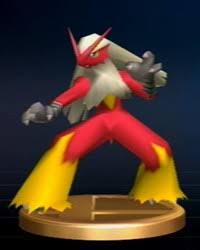 Assist Trophy/Pokéball idea thread Blaziken