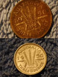 australian sixpence