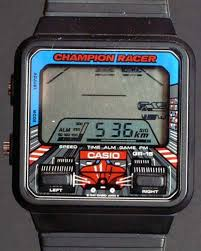 casio game watches