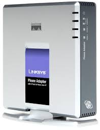 linksys phone adapters