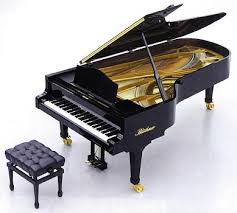 pictures of grand pianos