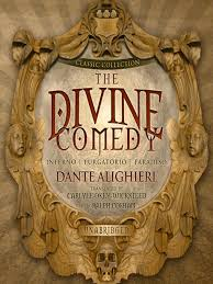 the divine comedy books