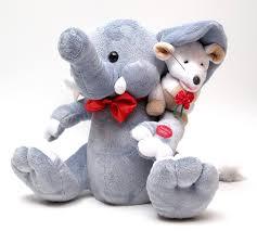 elephant teddy bears