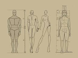 fashion design body