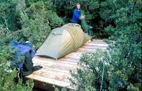 timber tent