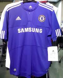new chelsea football shirts