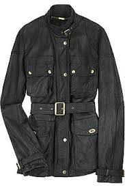 military style leather jackets