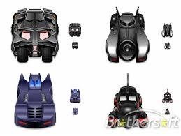 bat mobiles