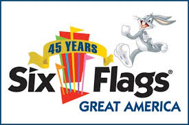 six flags in america