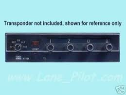 bendix king transponder