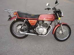 1977 yamaha motorcycle