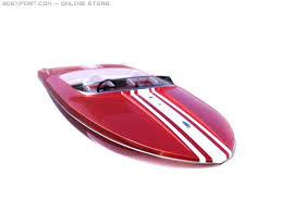 model speed boat