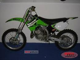 kawasaki kx 125 2005