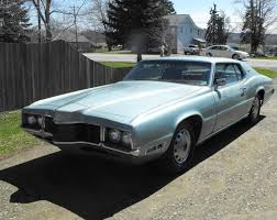 70 ford thunderbird