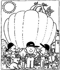 kids pumpkin